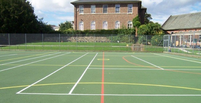 MUGA Surfacing Specialists