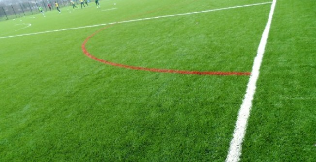 Football Field Maintenance and Repairs in Artafallie
