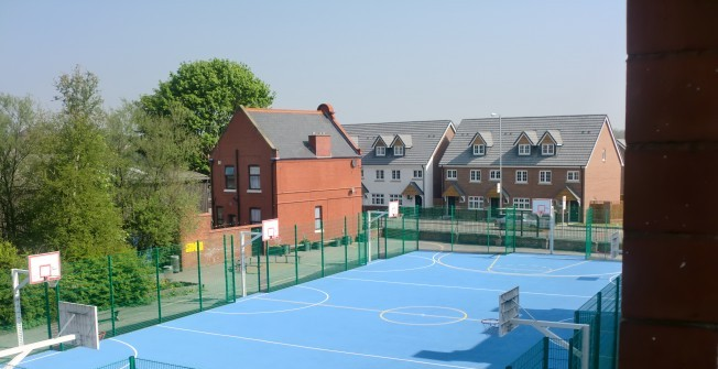 MUGA Line Marking Experts