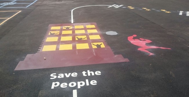 Macadam Playground Graphics