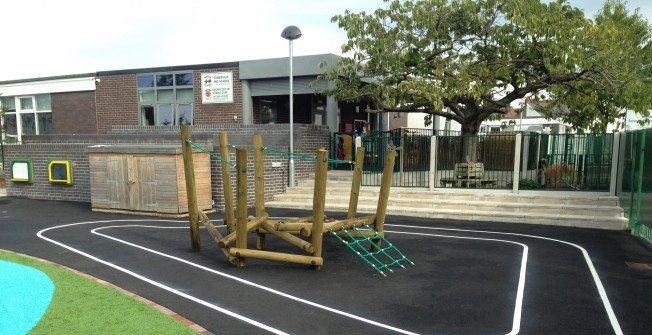 Play Area Repainting Services