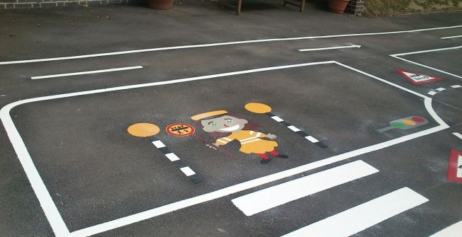 Outdoor Activity Graphics in Acha M