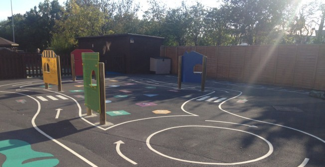 Fence Play Panel Games in East Dunbartonshire