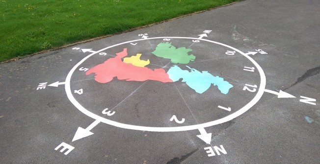Outdoor Learning Graphics in East Riding of Yorkshire